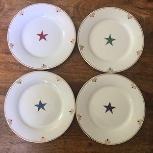 Pier One Imports Dessert/Appetizer Plates